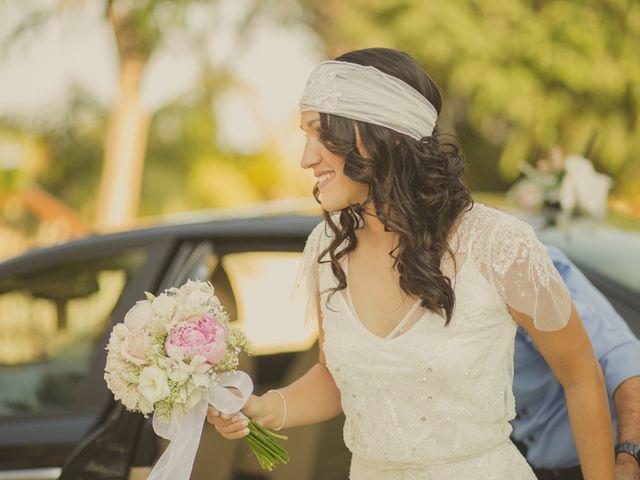 La boda de Jesús y Jaiza en Torre Pacheco, Murcia 11
