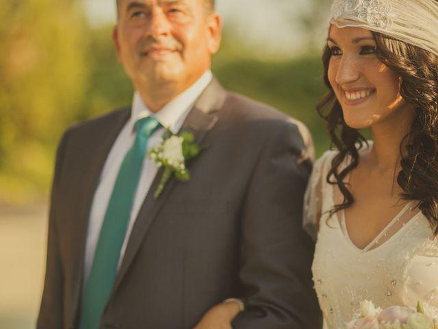 La boda de Jesús y Jaiza en Torre Pacheco, Murcia 14