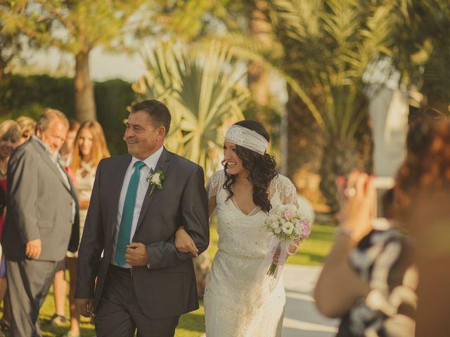 La boda de Jesús y Jaiza en Torre Pacheco, Murcia 16