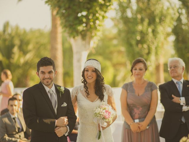 La boda de Jesús y Jaiza en Torre Pacheco, Murcia 22