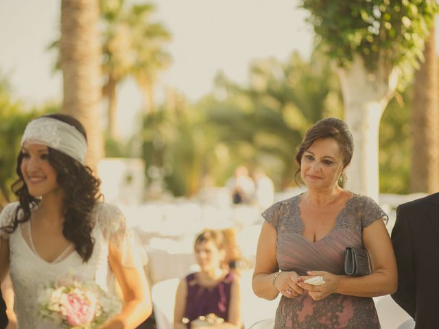 La boda de Jesús y Jaiza en Torre Pacheco, Murcia 27