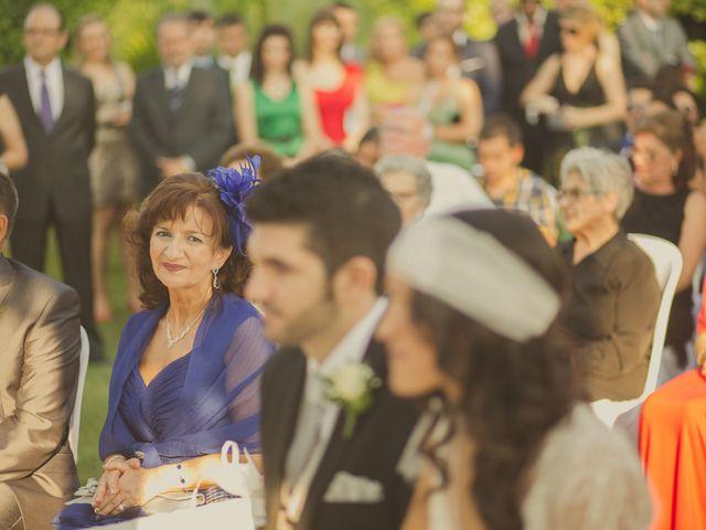 La boda de Jesús y Jaiza en Torre Pacheco, Murcia 32