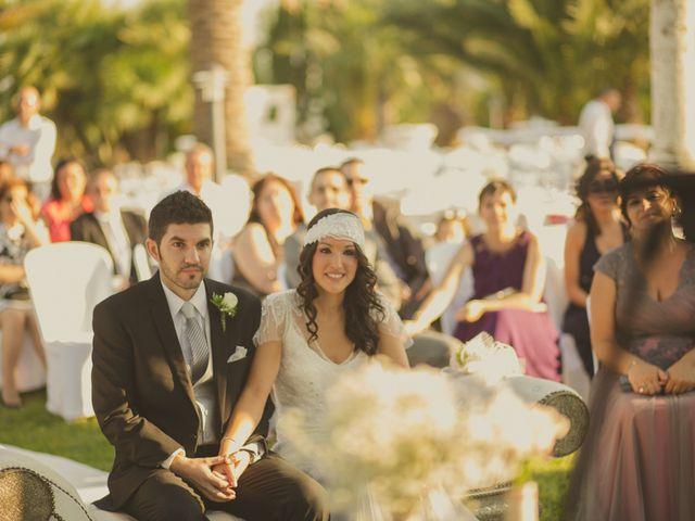 La boda de Jesús y Jaiza en Torre Pacheco, Murcia 33
