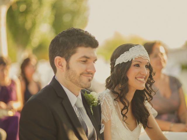 La boda de Jesús y Jaiza en Torre Pacheco, Murcia 35