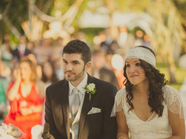 La boda de Jesús y Jaiza en Torre Pacheco, Murcia 39