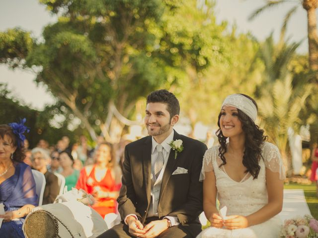 La boda de Jesús y Jaiza en Torre Pacheco, Murcia 42