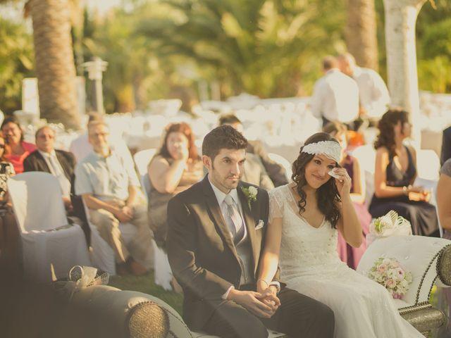 La boda de Jesús y Jaiza en Torre Pacheco, Murcia 45