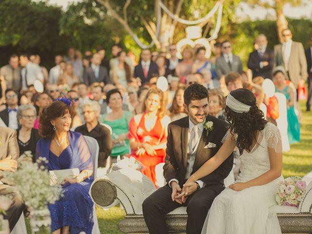 La boda de Jesús y Jaiza en Torre Pacheco, Murcia 51