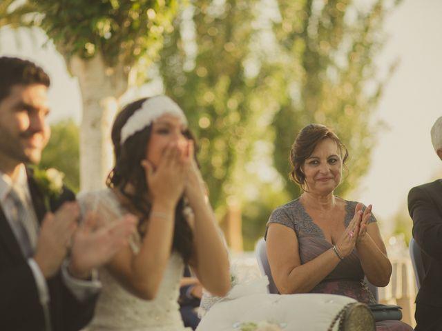 La boda de Jesús y Jaiza en Torre Pacheco, Murcia 56