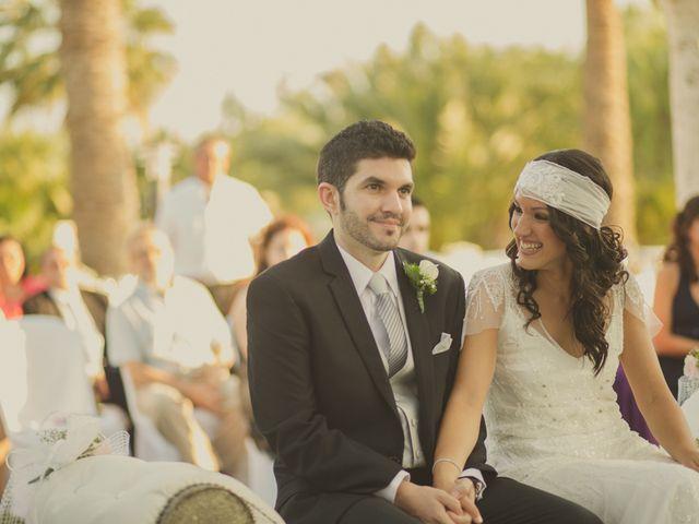 La boda de Jesús y Jaiza en Torre Pacheco, Murcia 76