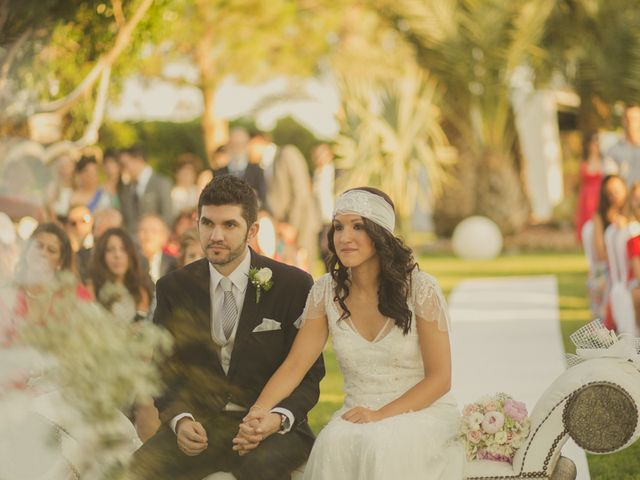La boda de Jesús y Jaiza en Torre Pacheco, Murcia 80