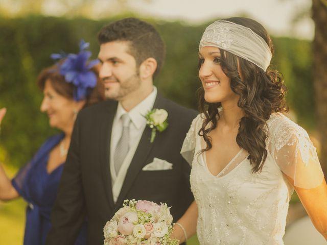 La boda de Jesús y Jaiza en Torre Pacheco, Murcia 95