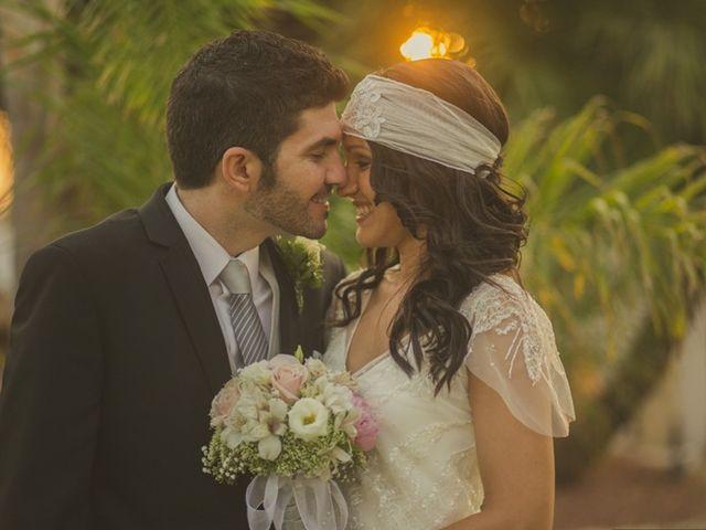 La boda de Jaiza y Jesús