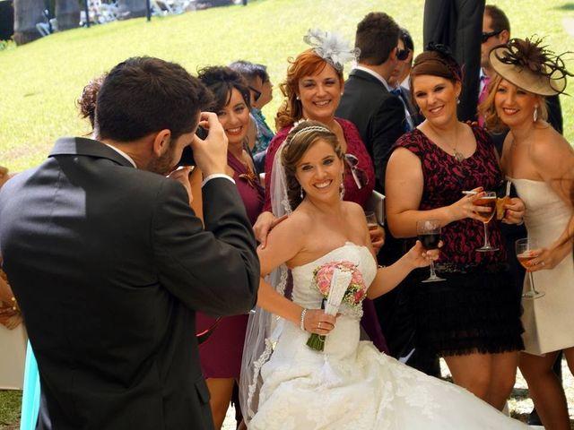 La boda de Daniel  y Rocío  en Córdoba, Córdoba 19