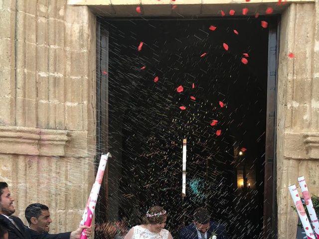 La boda de Mª Carmen  y Borja  en Palos De La Frontera, Huelva 5