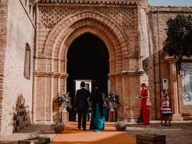 La boda de Mª Carmen  y Borja  en Palos De La Frontera, Huelva 12
