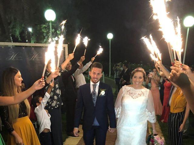 La boda de Mª Carmen  y Borja  en Palos De La Frontera, Huelva 13