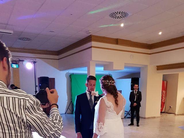 La boda de Mª Carmen  y Borja  en Palos De La Frontera, Huelva 15