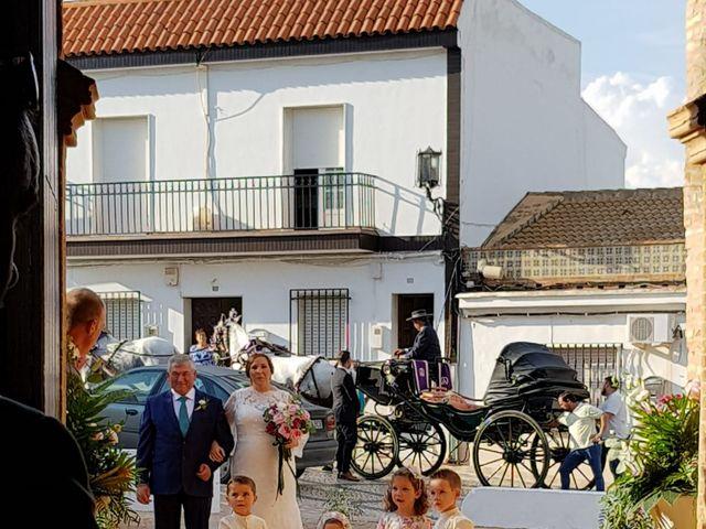 La boda de Mª Carmen  y Borja  en Palos De La Frontera, Huelva 16