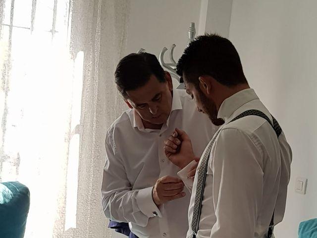 La boda de Mª Carmen  y Borja  en Palos De La Frontera, Huelva 19