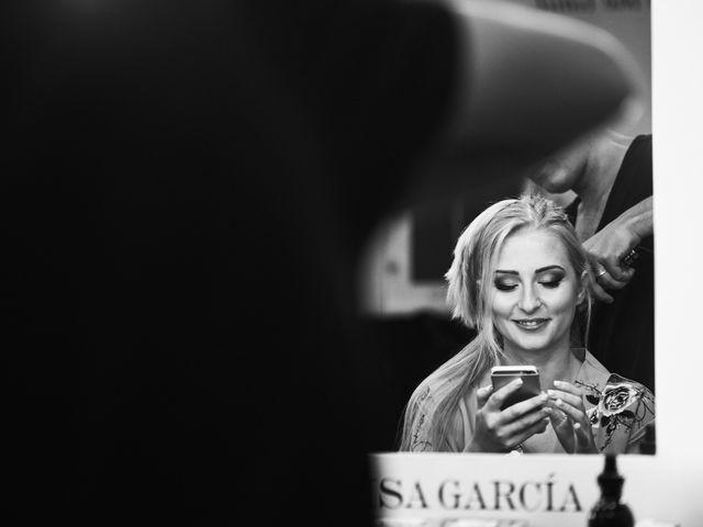 La boda de Jorge y Madi en San Juan Mozarrifar, Zaragoza 11
