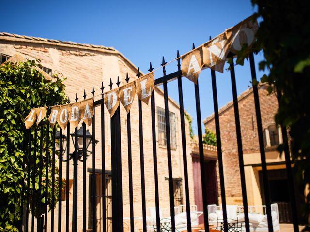 La boda de Jorge y Madi en San Juan Mozarrifar, Zaragoza 16