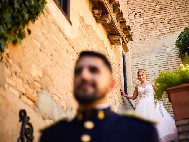 La boda de Jorge y Madi en San Juan Mozarrifar, Zaragoza 50