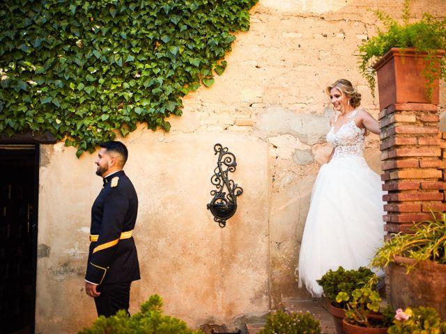La boda de Jorge y Madi en San Juan Mozarrifar, Zaragoza 51