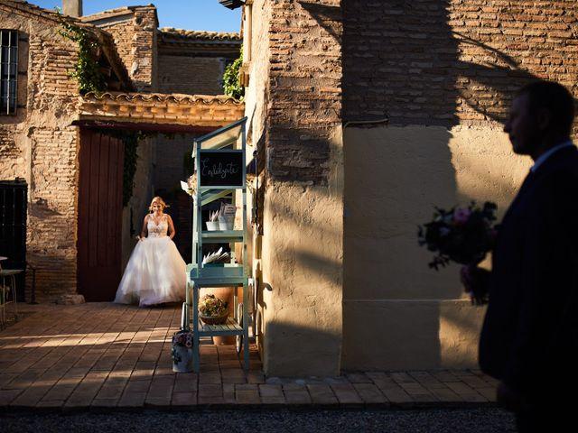 La boda de Jorge y Madi en San Juan Mozarrifar, Zaragoza 58