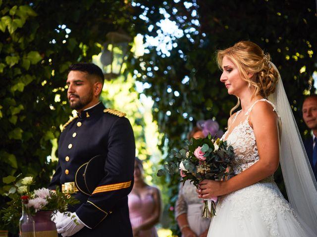 La boda de Jorge y Madi en San Juan Mozarrifar, Zaragoza 60