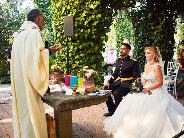 La boda de Jorge y Madi en San Juan Mozarrifar, Zaragoza 62