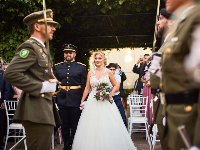 La boda de Jorge y Madi en San Juan Mozarrifar, Zaragoza 67