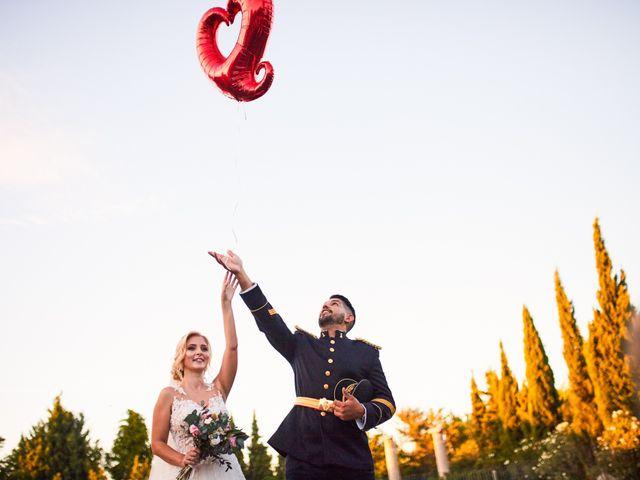 La boda de Jorge y Madi en San Juan Mozarrifar, Zaragoza 69