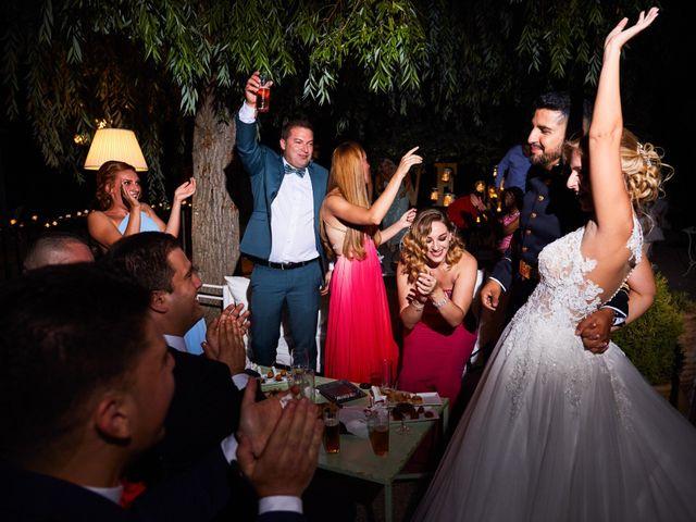 La boda de Jorge y Madi en San Juan Mozarrifar, Zaragoza 75