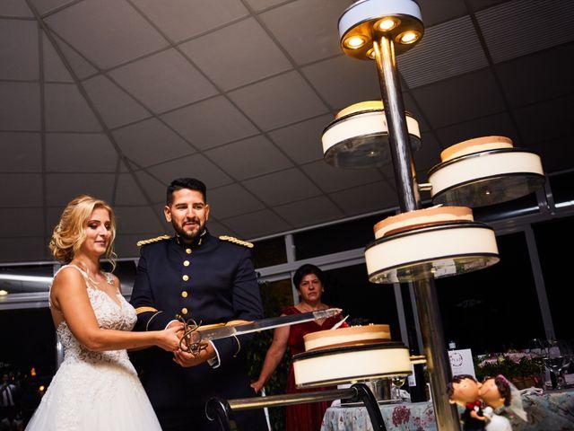 La boda de Jorge y Madi en San Juan Mozarrifar, Zaragoza 79