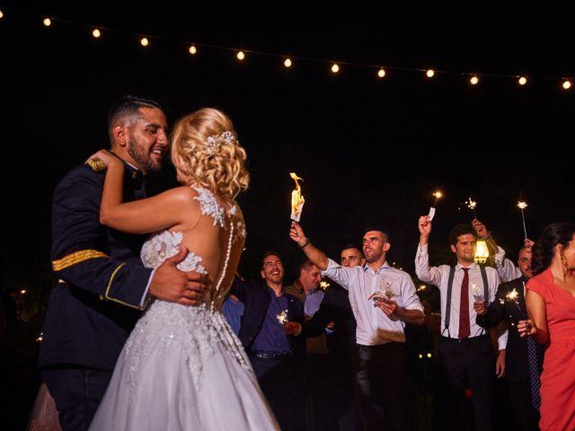 La boda de Jorge y Madi en San Juan Mozarrifar, Zaragoza 81