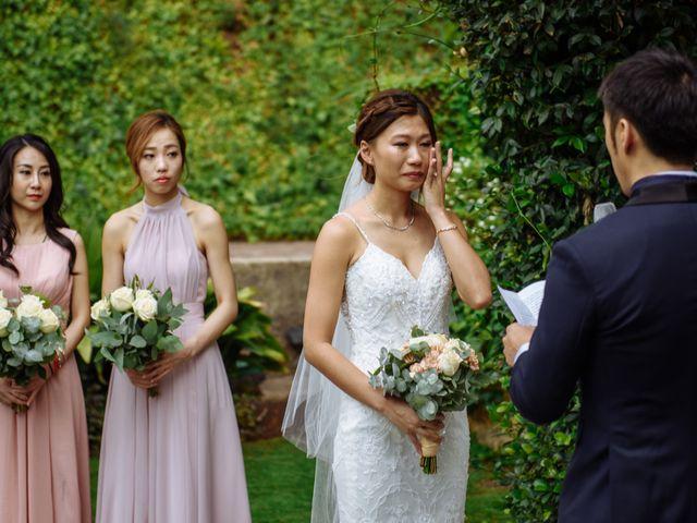 La boda de Kevin y Elaine en Barcelona, Barcelona 34