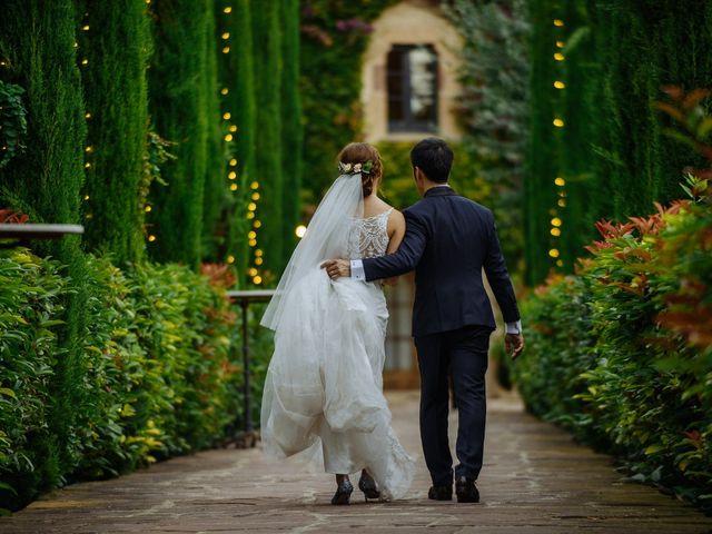La boda de Elaine y Kevin