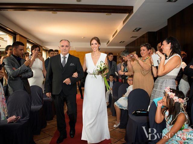 La boda de Mario  y Mireia  en Tudela, Navarra 9