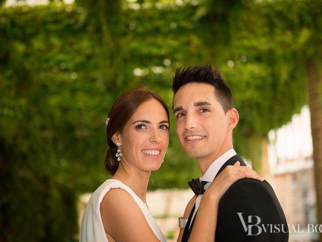 La boda de Mario  y Mireia  en Tudela, Navarra 12