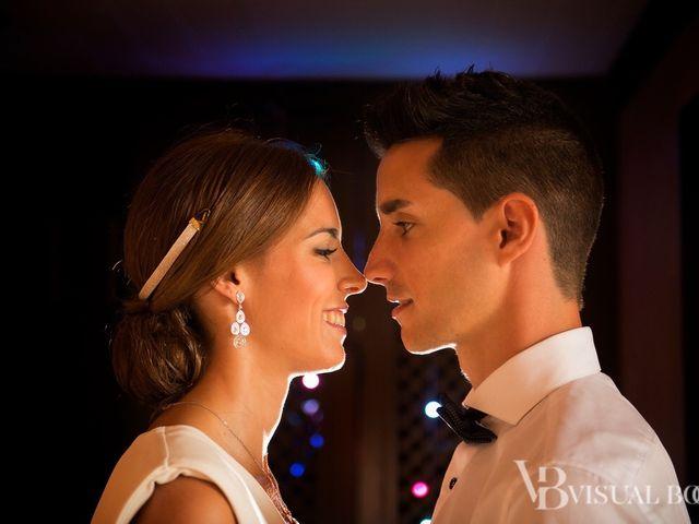 La boda de Mario  y Mireia  en Tudela, Navarra 15
