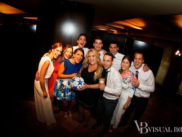La boda de Mario  y Mireia  en Tudela, Navarra 20