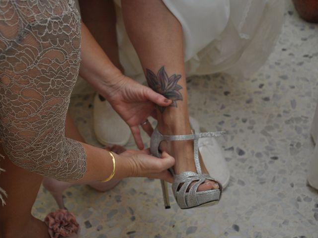 La boda de Virginia y Jose Antonio en San Fernando, Cádiz 2