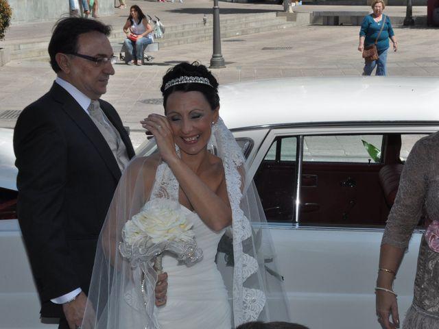 La boda de Virginia y Jose Antonio en San Fernando, Cádiz 4