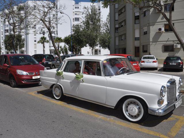 La boda de Virginia y Jose Antonio en San Fernando, Cádiz 5
