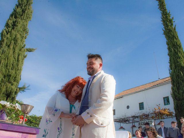 La boda de Mar y Javi