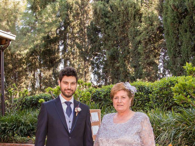 La boda de Fran y Isa en Madrid, Madrid 3