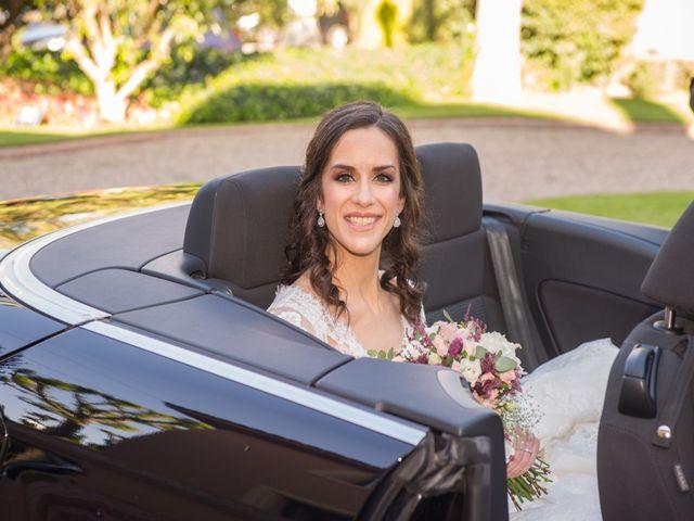 La boda de Fran y Isa en Madrid, Madrid 5