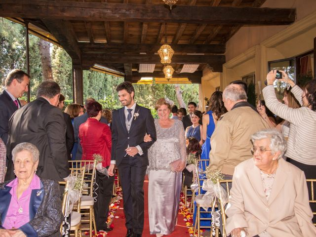 La boda de Fran y Isa en Madrid, Madrid 6