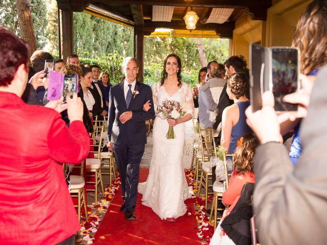 La boda de Fran y Isa en Madrid, Madrid 9
